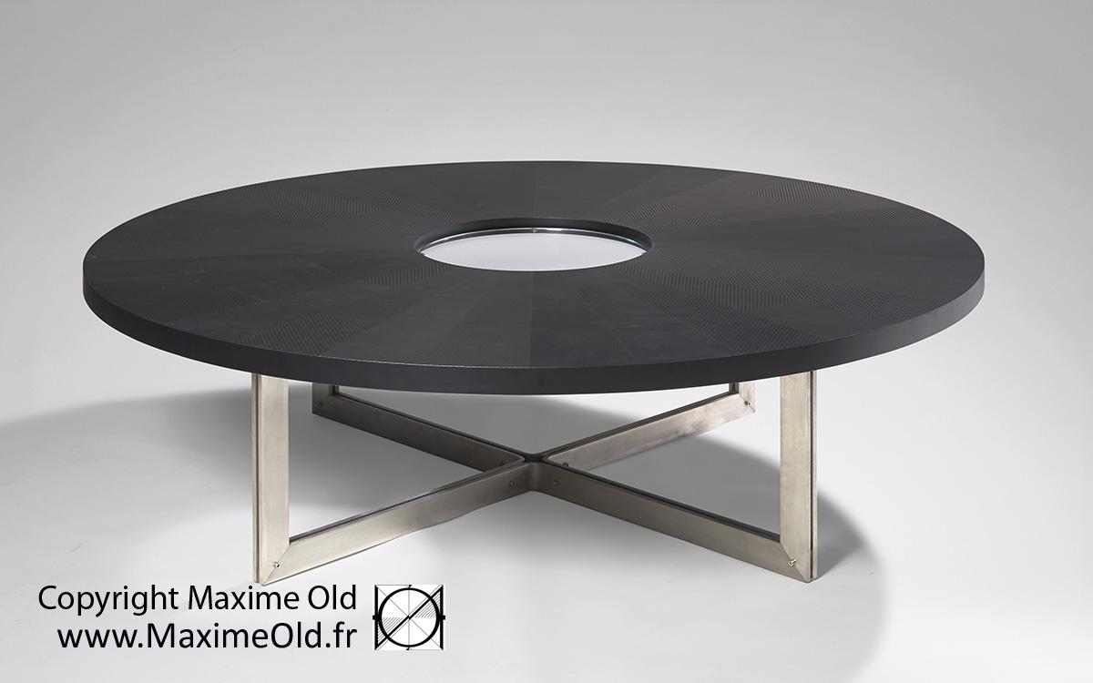 Table Rose des Vents Maxime Old par Maxime Old Concept