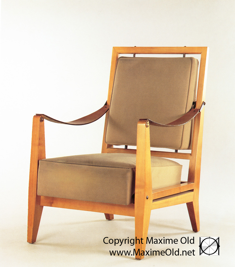 Encheres Maxime Old : Fauteuil Marhaba 376