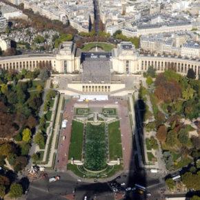 Exposition Paquebot France au Palais de Chaillot
