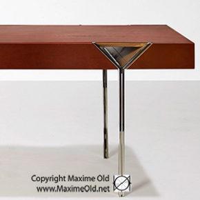 Maxime Old Y Desk
