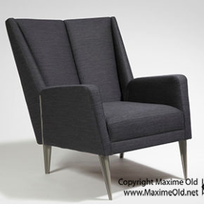 Maxime Old Paquebot France Relaxing Armchair