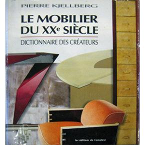 Le mobilier du XX siècle