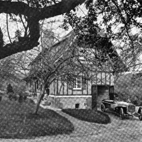 La maison de campagne de Ruhlmann