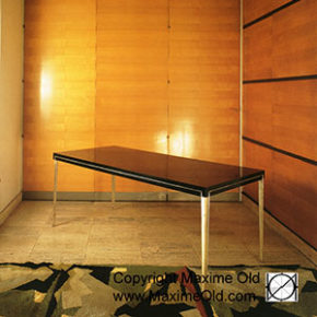 Table Onyx Paquebot France