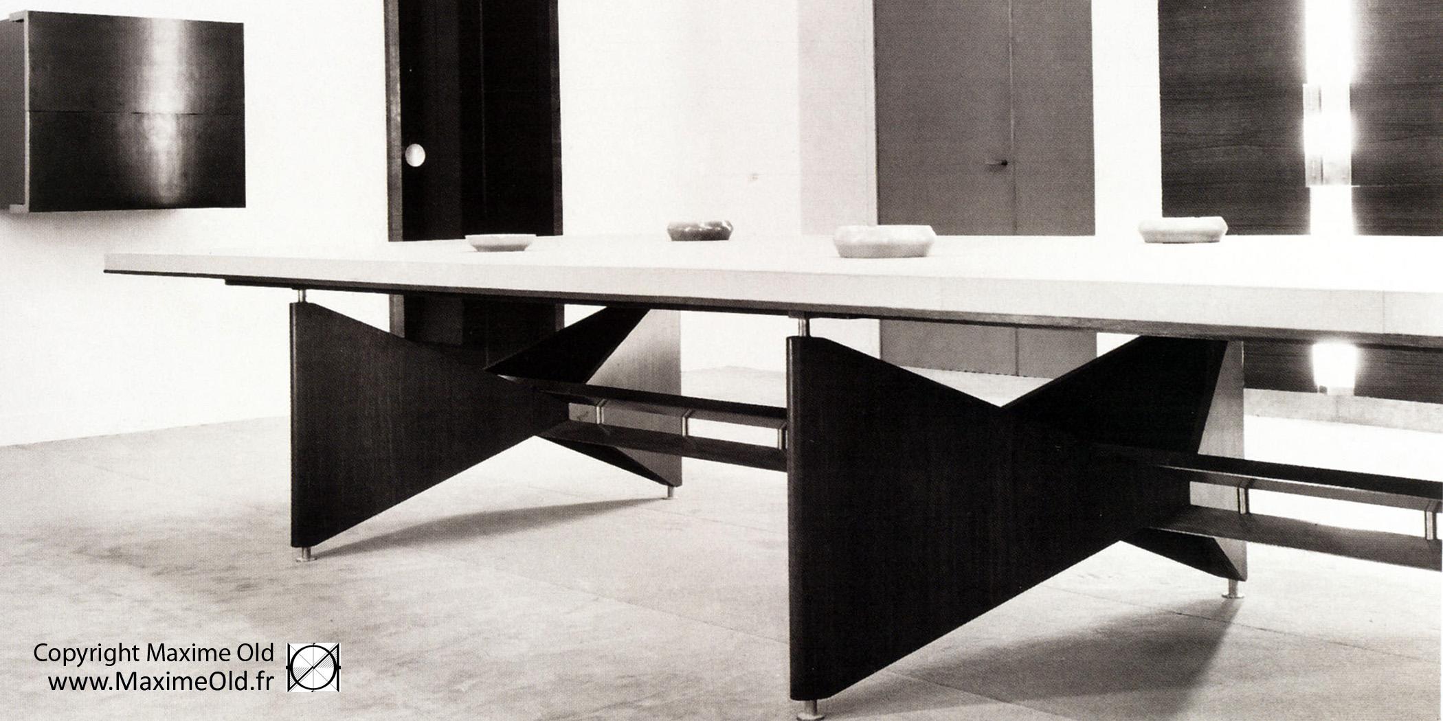 Maxime Old Tables-Desks