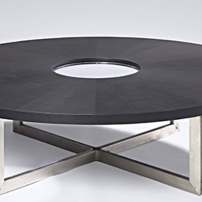 Maxime Old Compass Card Table